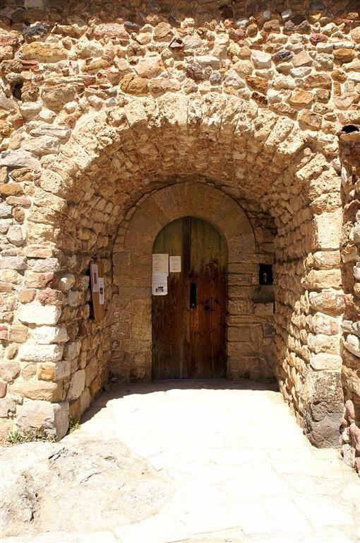 Le porche d'entrée  (photo wikipedia)