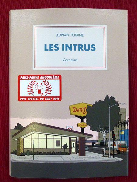 Faux fauve d'Angoulême 2016