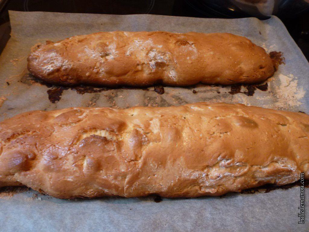 Croquants aux amandes / Les Cacho-dènt provençaux