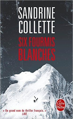 Six fourmis blanches / Sandrine Collette