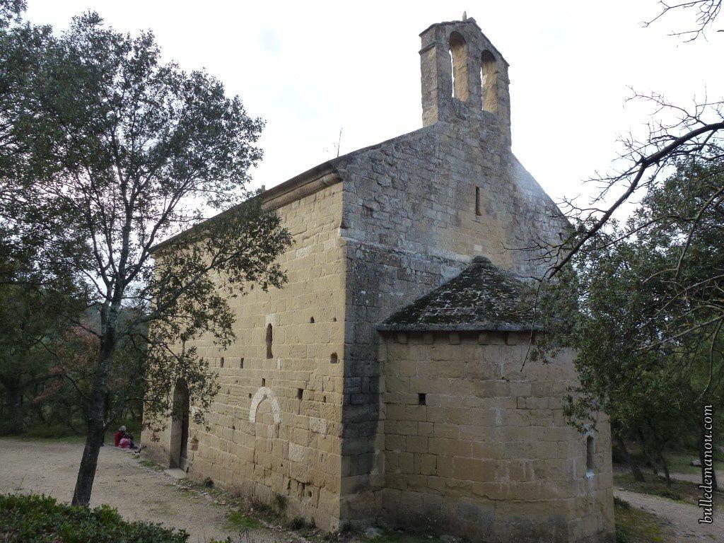 La chapelle médiévale...