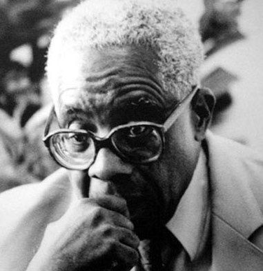 Aimé Césaire 1913-2008 (photo du net)