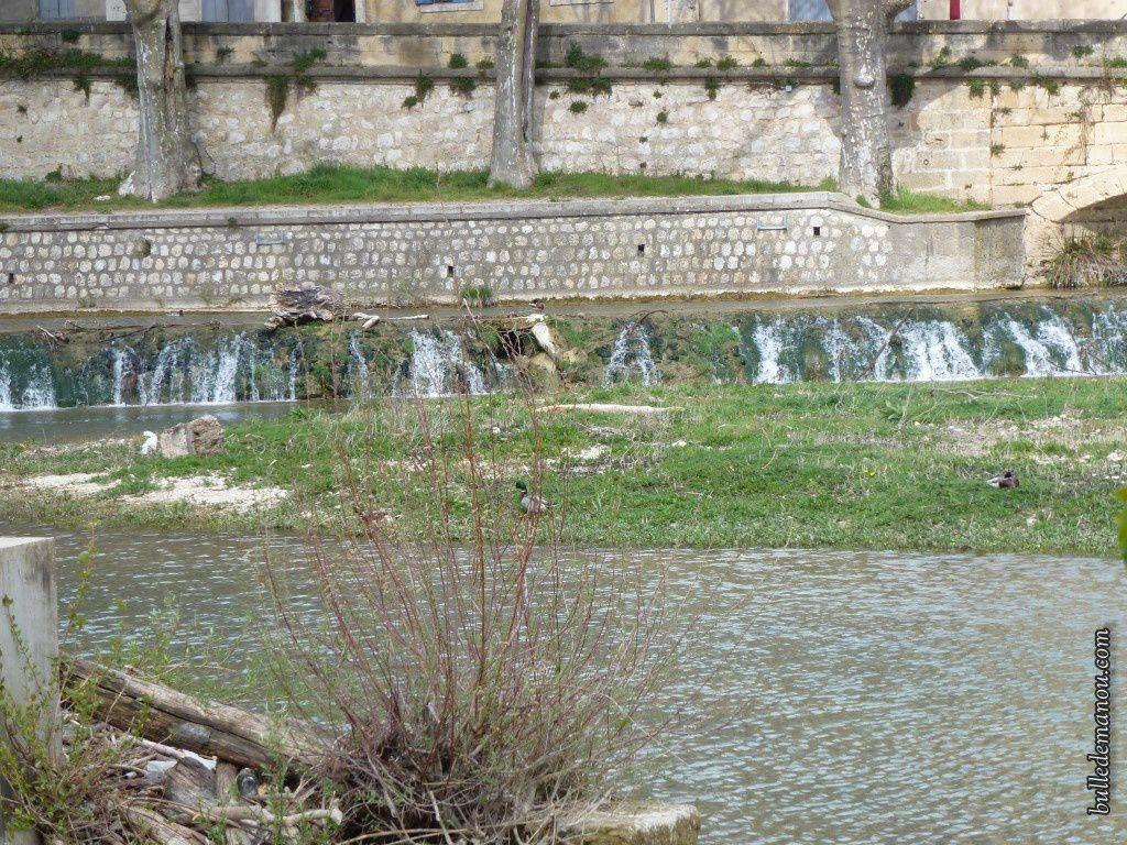 Sommières au bord de l'eau (3) / Balade dans le Gard