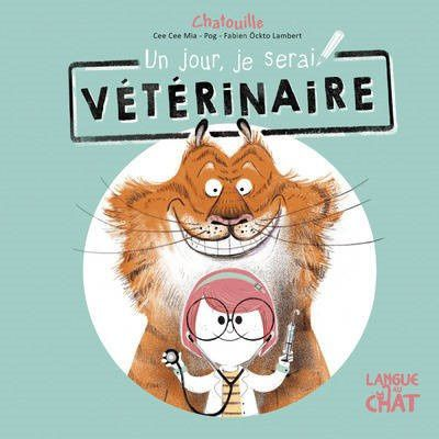 Éditions Langue au Chat / Collection Chatouille, avril 2017