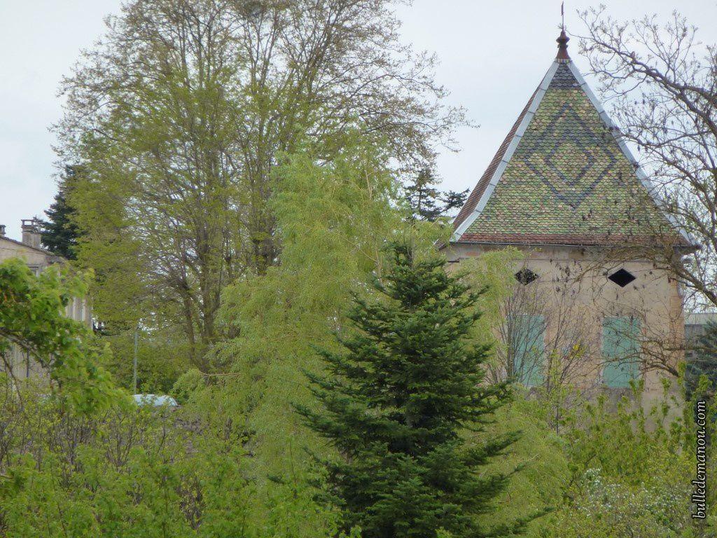 Les jardins du Perrier / Balade à Die dans la Drôme