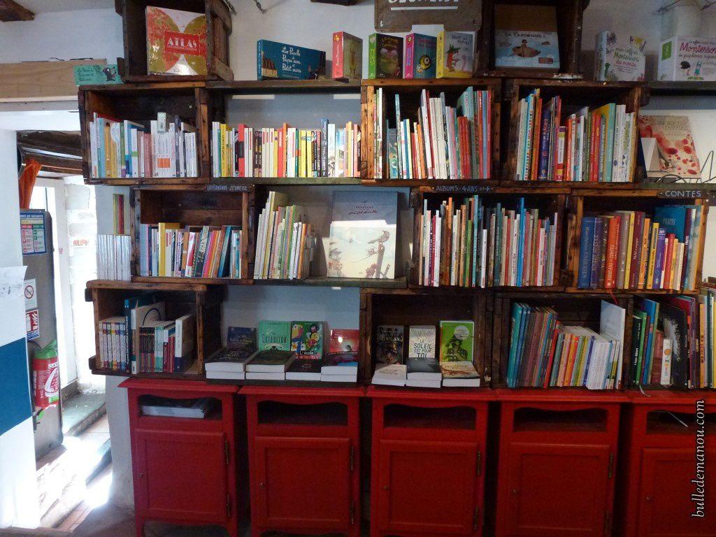 La librairie côté jeunesse
