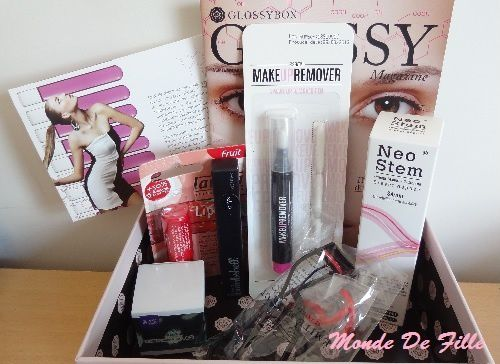 Glossy Box - Beauty Lab