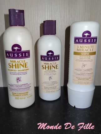 Aussie - Miracle Shine