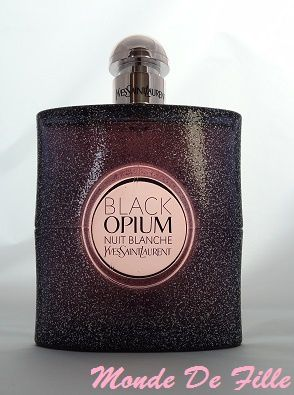 Black Opium Nuit Blanche d'Yves Saint Laurent – Tendance Parfums