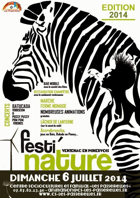 FESTI'NATURE  A  VENTENAC  7ème EDITION