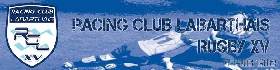 Le blog du Racing Club Labarthais
