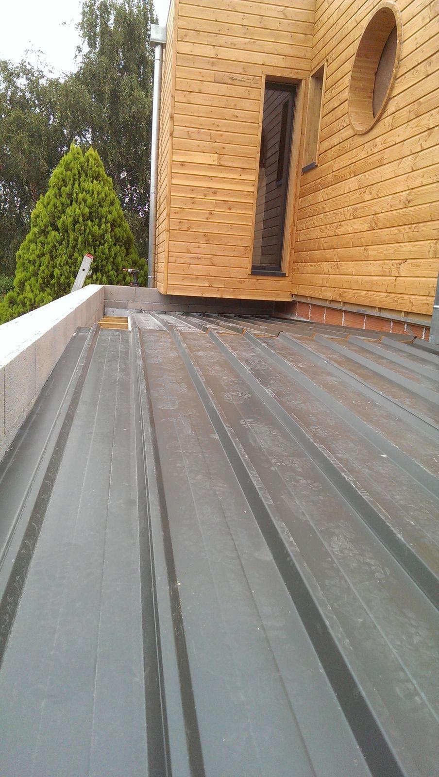 Sur l vation ossature bois autoconstruction for Agrandissement maison 93