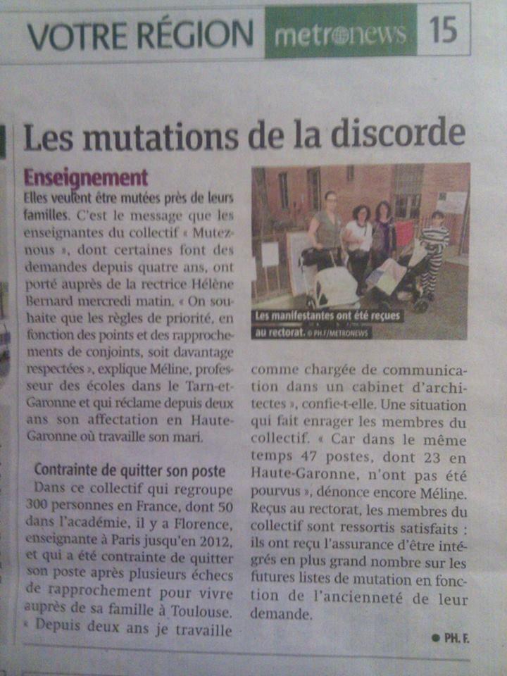 Les Mutez-Nous à Toulouse