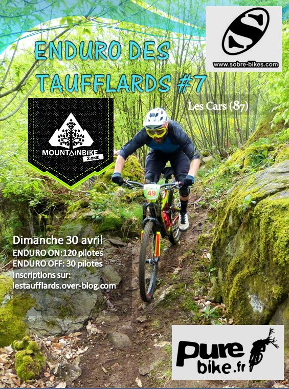 ENDURO DES TAUFFLARDS #7 - INSCRIPTIONS