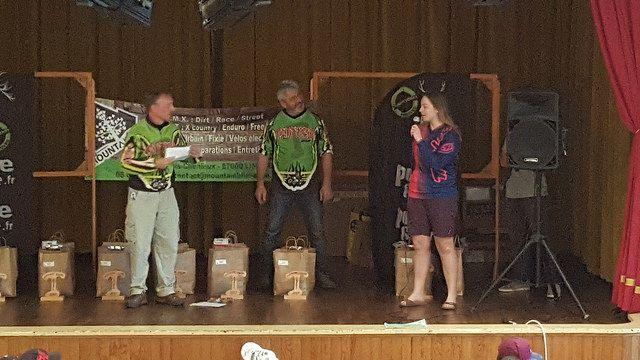 Désolé pour les filles, mais on a pas pris la photo du podium complet, si l'un d'entre vous peut nous en faire passer une!