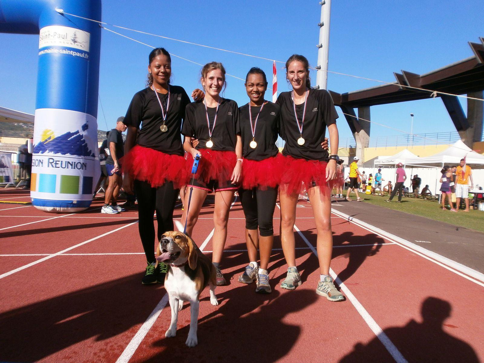 Marathon et semi-marathon de Saint-Paul