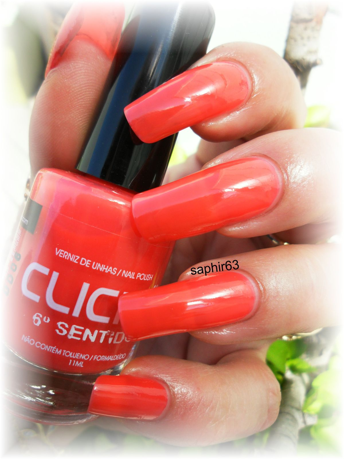 vernis cliché 6° sentido et lurudana teka - beauty by angel