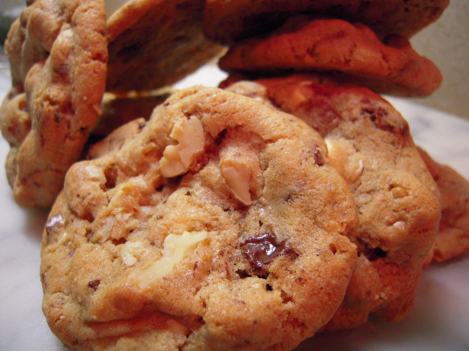 Chocolate chips cookies - Recette américaine
