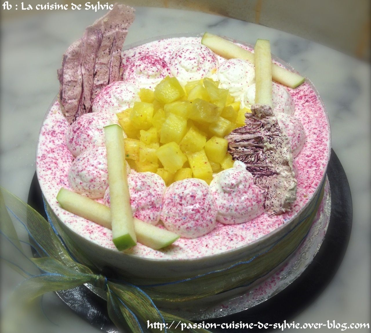 Pavlova la cr me citron passion cuisine de - Passion de cuisine over blog com ...