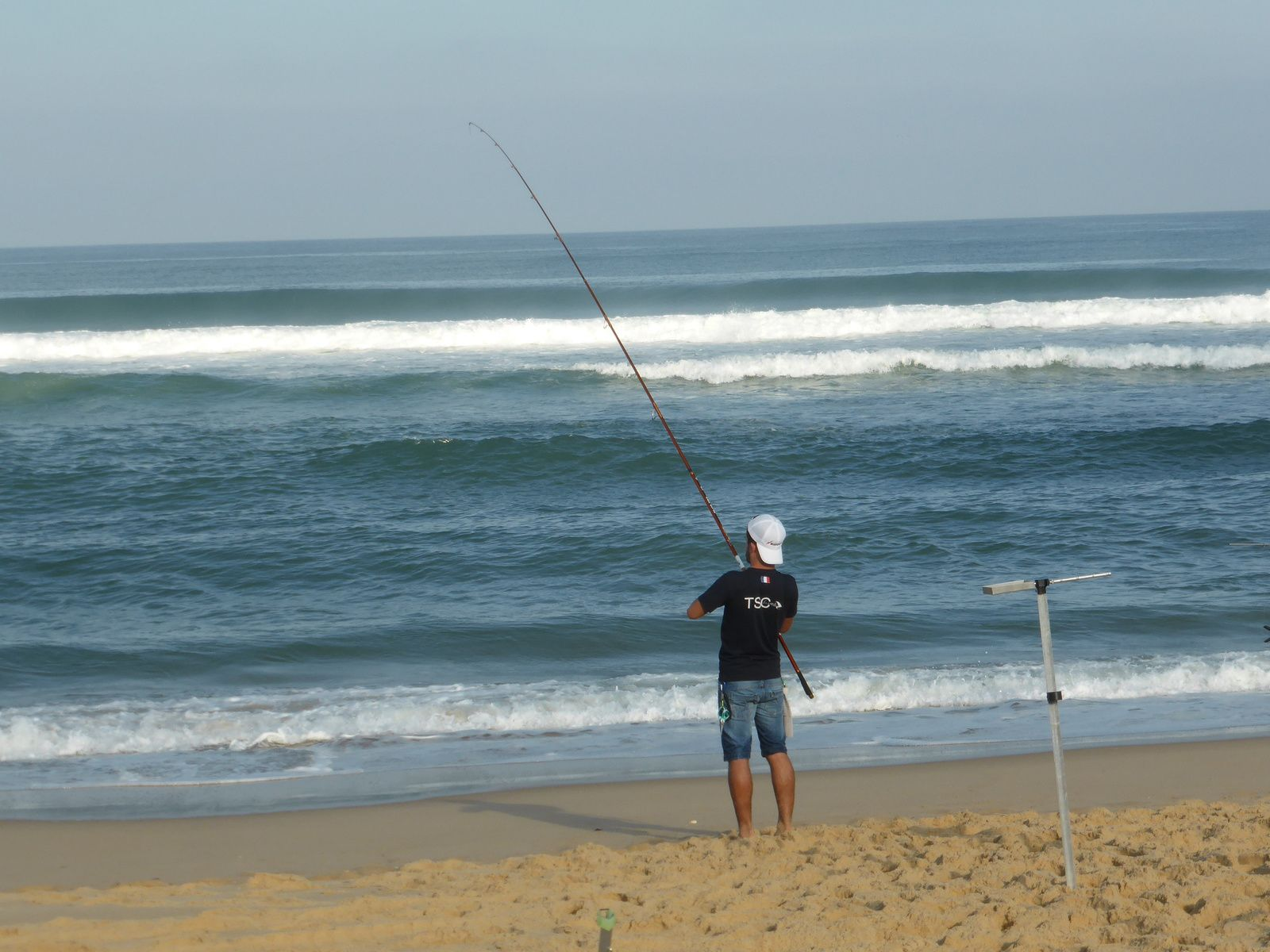 Surfcasting life style