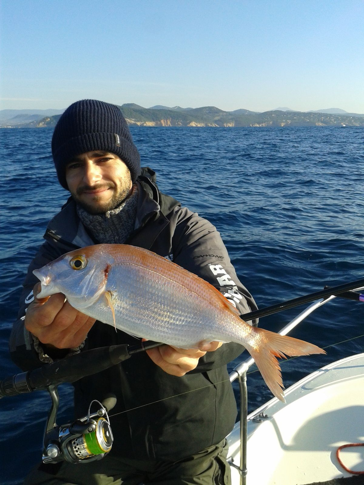 Pêche de saison le tenya