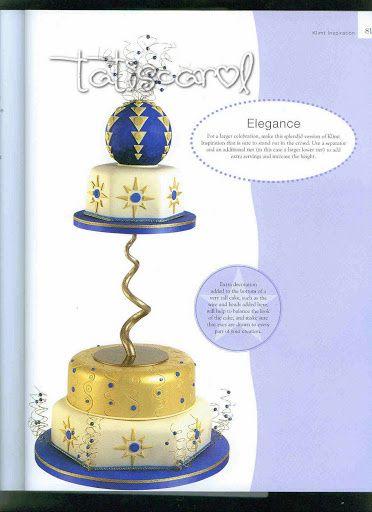 D'autres gâteaux joliment décorés!