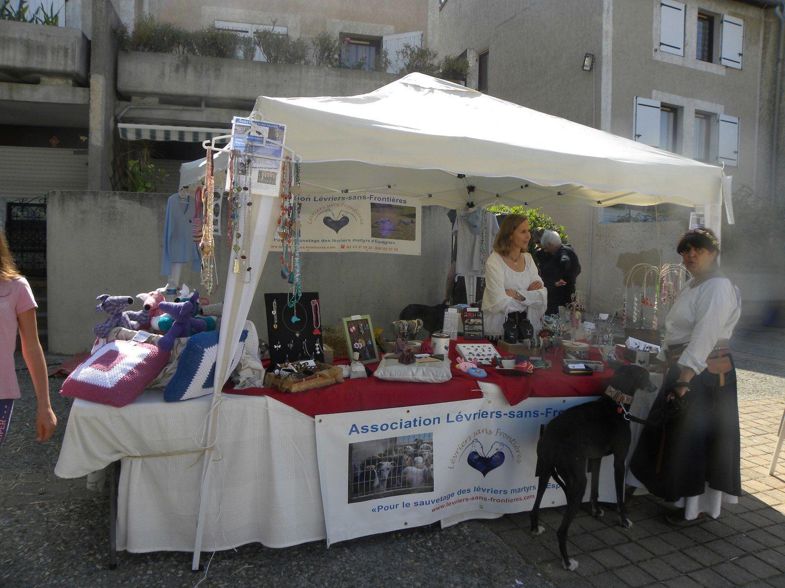 Une magnifique Fête Médiévale/LSF La Penne sur Huveaune 23-24 Mai 2015