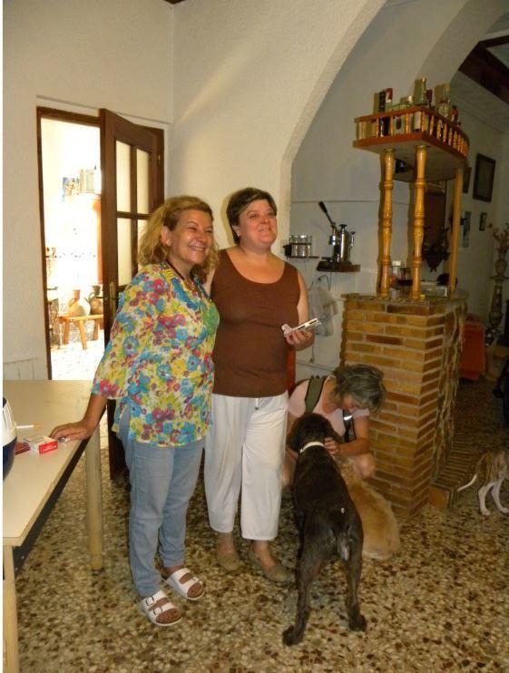 Cristina et Marie Felix