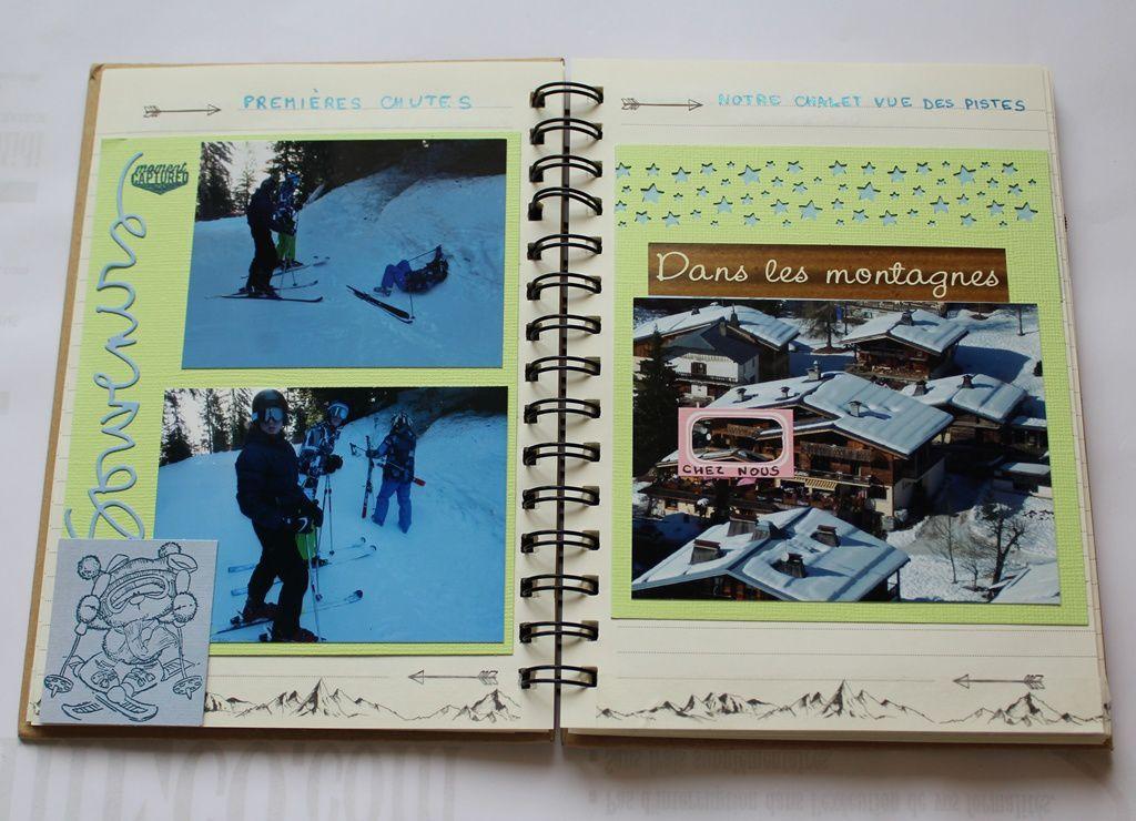 Travelbook : Premier essai :)