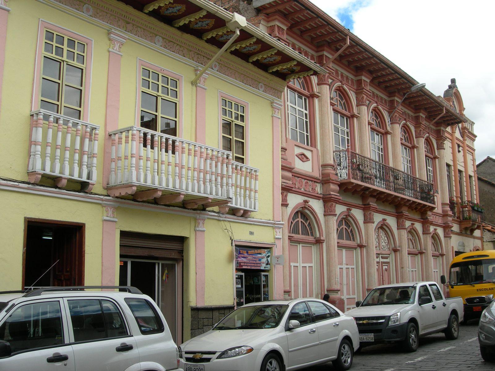 A Cuenca.