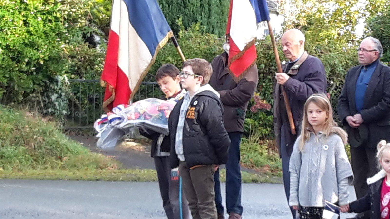 Une cérémonie du 11 novembre émouvante..
