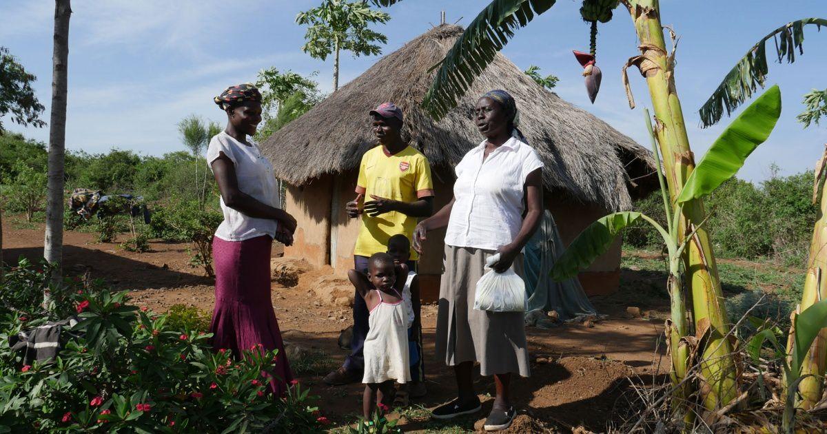 KENYA– les pionniers du revenu universel