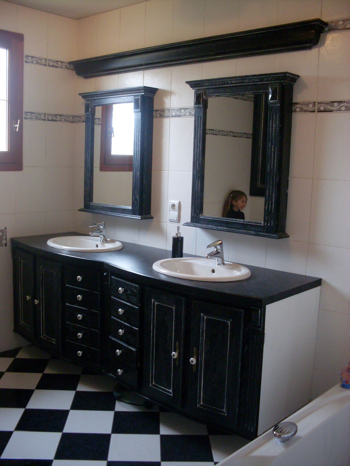 Salle de bain ma menuiserie - Configurateur salle de bain ...