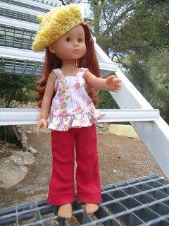 Petit Ô .... pour poupée chéries de corolle
