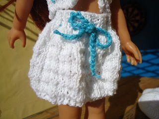 Jupe boule pour poupée chéries de corolle