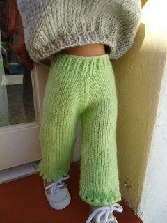 Pantalon pour poupée chéries de corolle