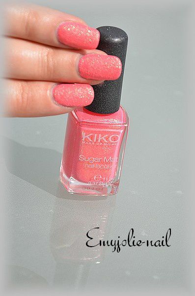 Kiko 641 - Strawberry Pink