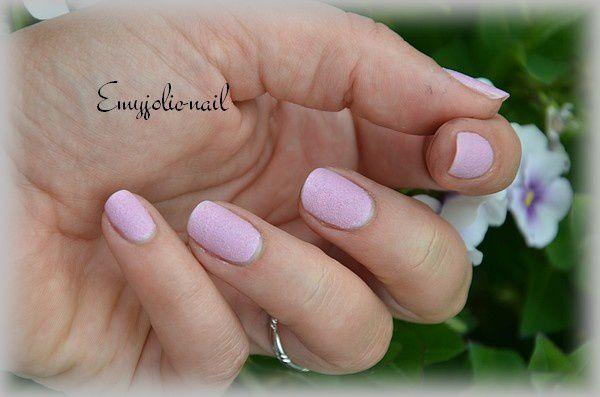 Kiko 634 - Lilac (collection Sugar Mat)