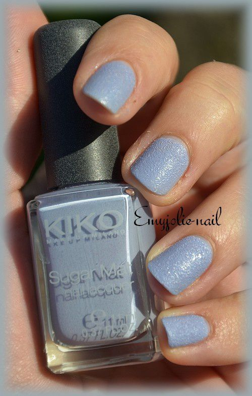 Kiko 635 - Lilac ( Collection Sugar Mat)