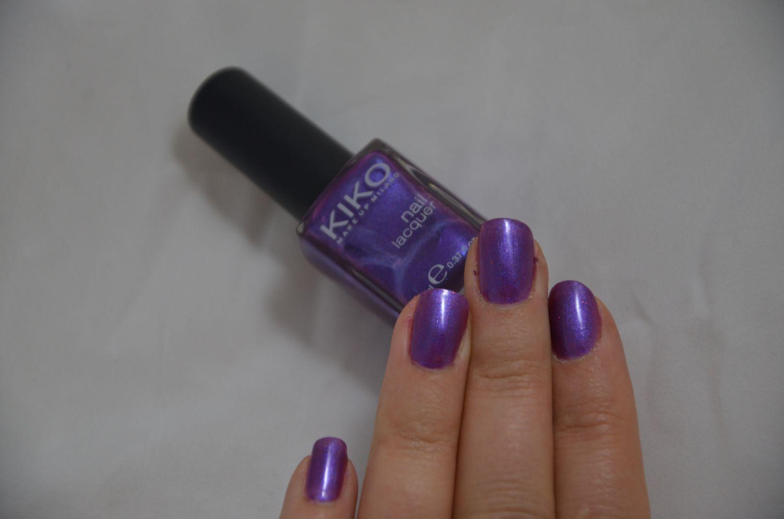 Kiko 262 - Viola Blu