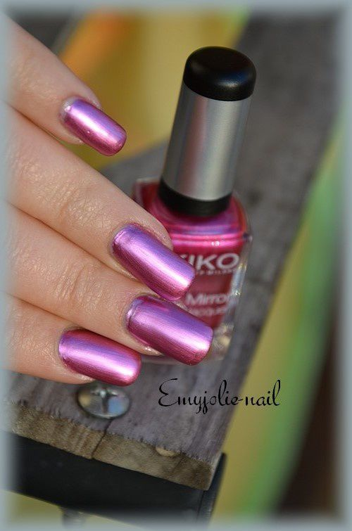 kiko 618 - Orchid Pink (Collection Mirror)