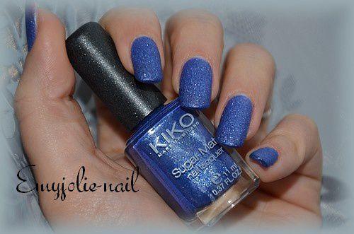 Kiko 644 - Sea Blue