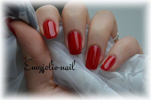 Beautynails - Wild Red