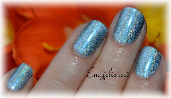 Hema - Holographic Blue
