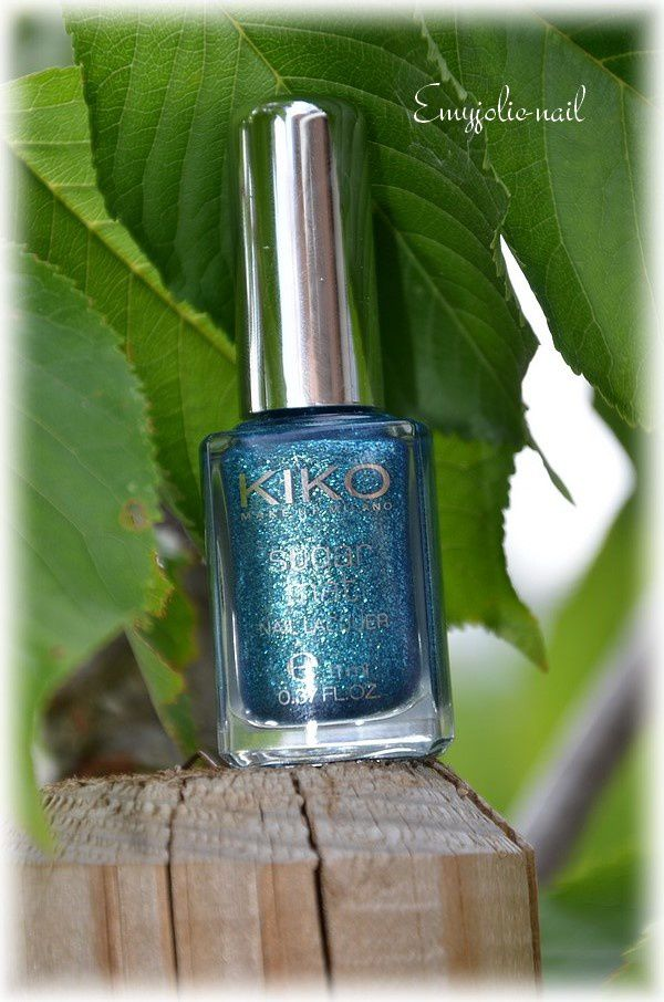 Kiko 456 - Teal Green ( Sugar Mat Collection)