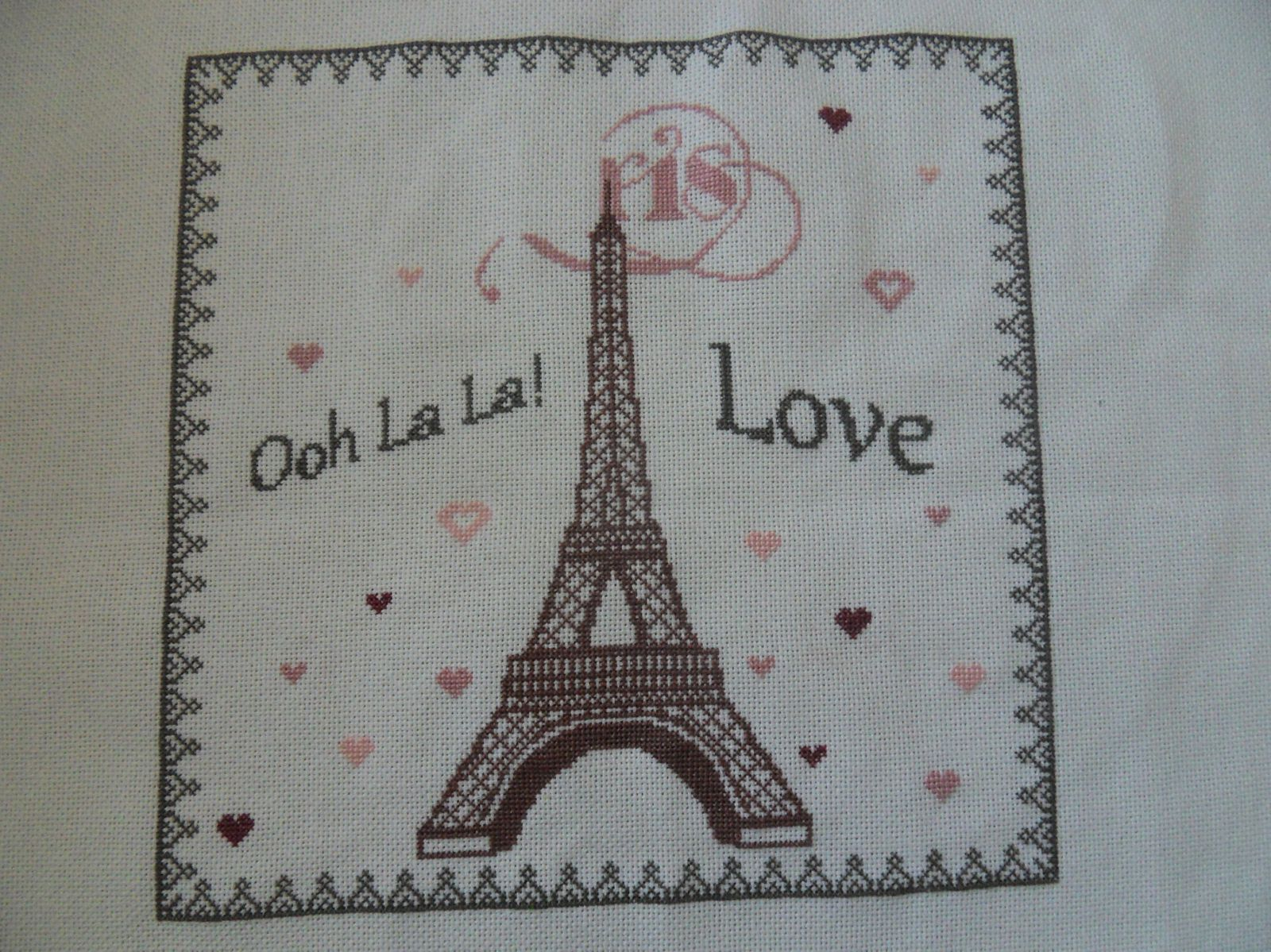 SAL I LOVE PARIS,