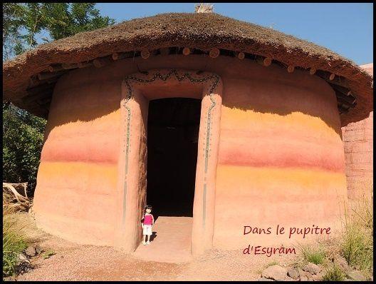 Pairi Daiza, l'Afrique