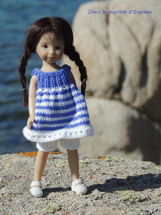 Tuto de la petite robe de Luce