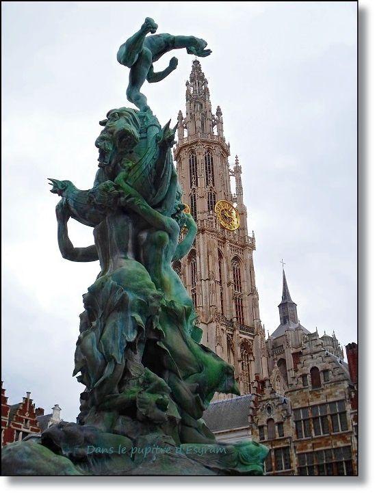 Anvers, une ville à facettes ...