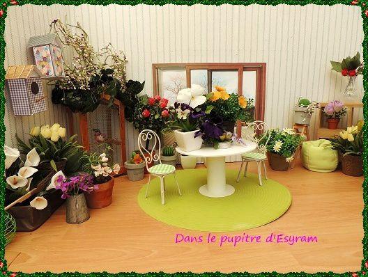 Jardin d'hiver, jardin de printemps !